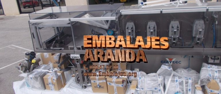 Embalaje industrial Corvera de Asturias