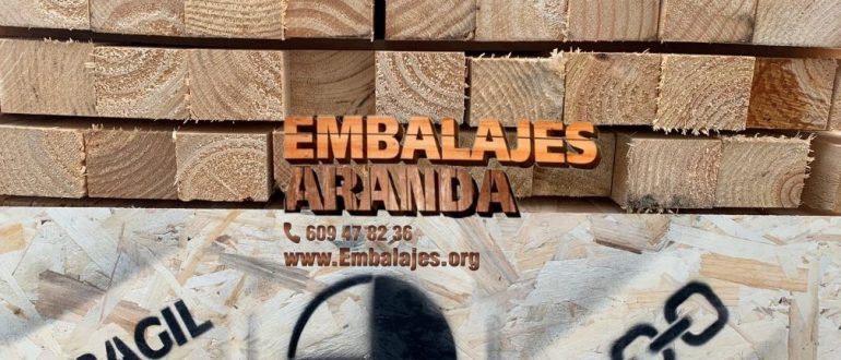Embalaje industrial Cuevas del Almanzora Almería