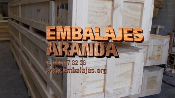 Embalaje industrial Daimiel Ciudad Real
