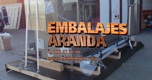 Embalaje industrial El Campello Alacant