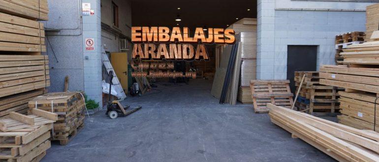 Embalaje industrial Épila Zaragoza