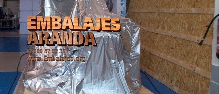 Embalaje industrial Es Mercadal Illes Balears
