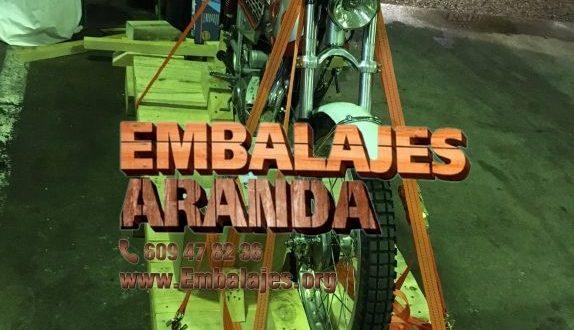 Embalaje industrial Fernán-Núñez Córdoba