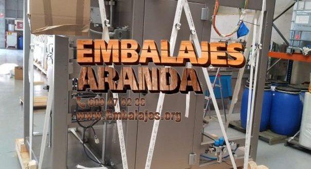 Embalaje industrial Ferreries Illes Balears