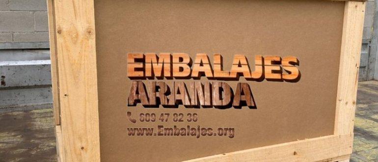 Embalaje industrial Fuensalida Toledo