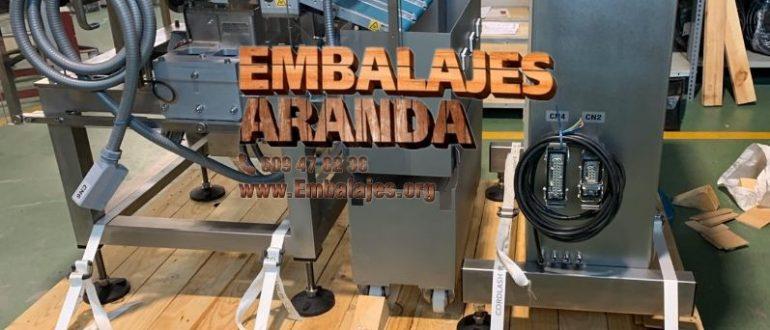 Embalaje industrial Fuente Vaqueros Granada