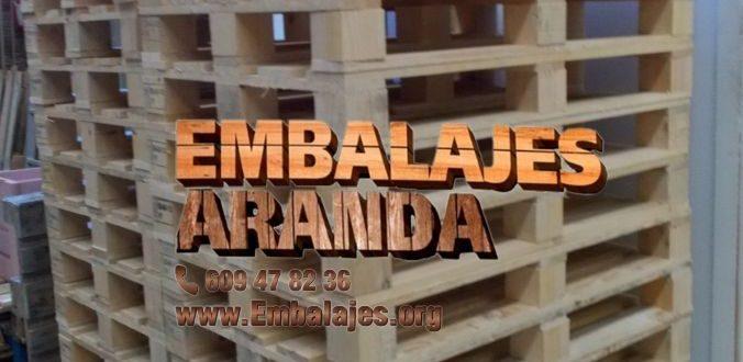 Embalaje industrial Fuentes de Ebro Zaragoza