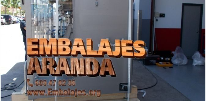 Embalaje industrial Galdakao