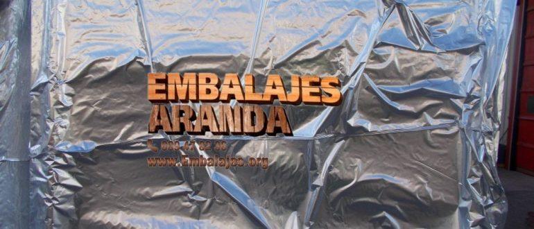 Embalaje industrial Gáldar Las Palmas