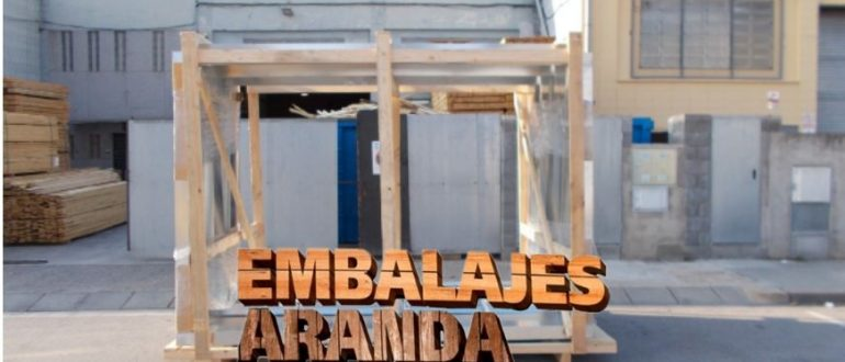 Embalaje industrial Gironella Barcelona