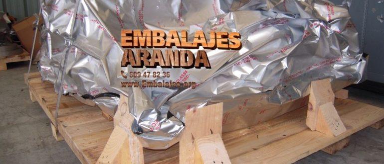 Embalaje industrial Grado Asturias