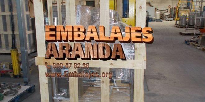 Embalaje industrial Granadilla de Abona
