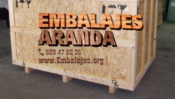 Embalaje industrial Granollers Barcelona