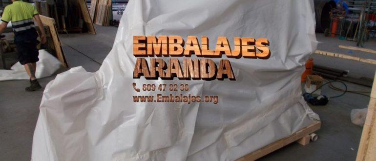 Embalaje industrial Guadix Granada