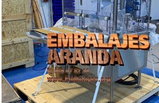 Embalaje industrial Gualchos Granada