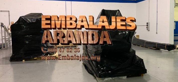 Embalaje industrial Guardamar del Segura Alacant