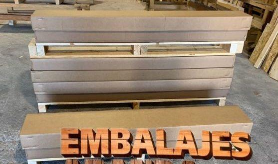 Embalaje industrial Guardo Palencia