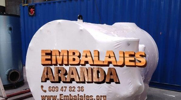Embalaje industrial Guillena Sevilla