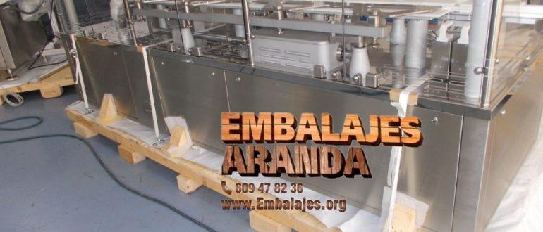 Embalaje industrial Haro La Rioja