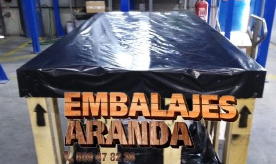 Embalaje industrial Hornachuelos Córdoba