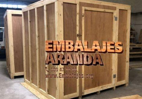 Embalaje industrial Huelva
