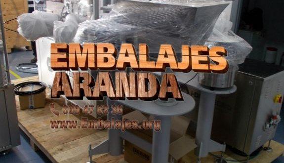 Embalaje industrial Ibi Alacant