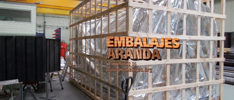 Embalaje industrial Illes Balears