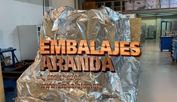 Embalaje industrial Iznalloz Granada
