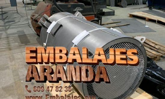 Embalaje industrial Jaén