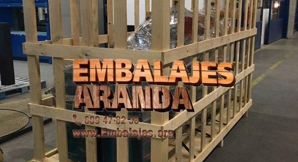 Embalaje industrial Jódar Jaén