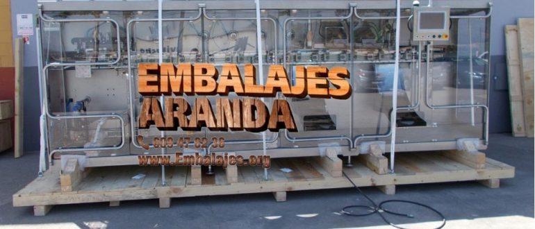 Embalaje industrial L'Alcúdia València