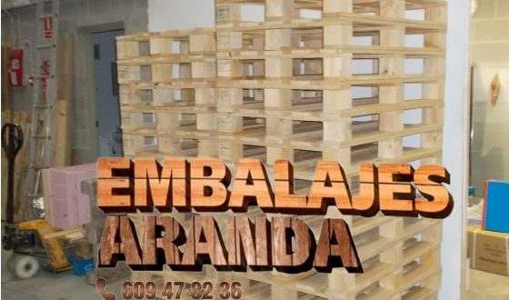 Embalaje industrial La Almunia de Doña Godina Zaragoza