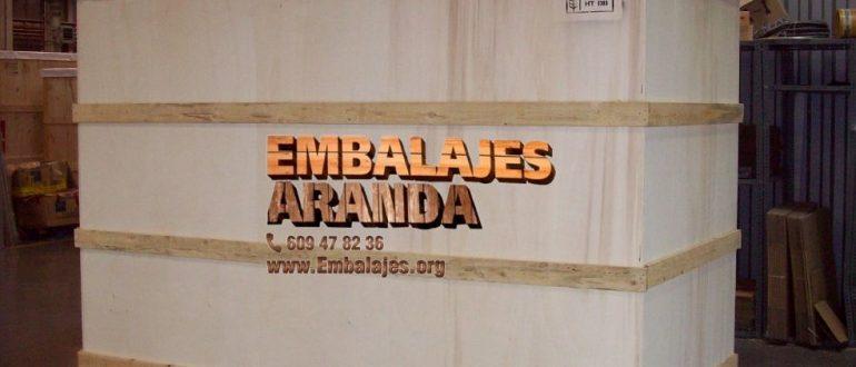 Embalaje industrial La Bisbal d'Empordà Girona