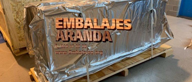 Embalaje industrial La Campana Sevilla