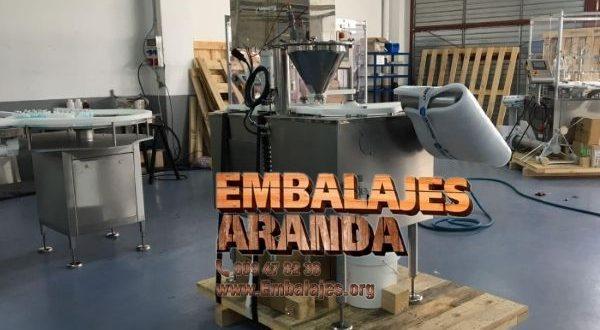 Embalaje industrial A Guardia Pontevedra