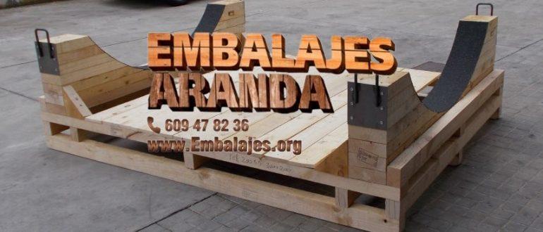 Embalaje industrial La Muela Zaragoza