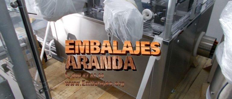 Embalaje industrial La Rinconada