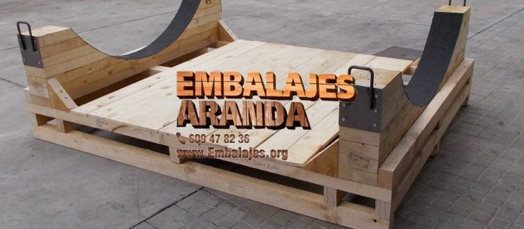 Embalaje industrial La Roda Albacete