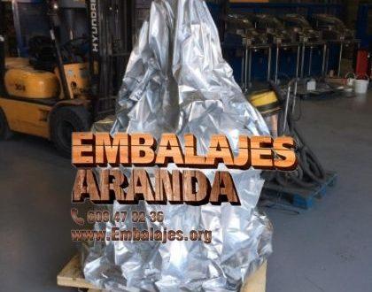 Embalaje industrial La Roda de Andalucía Sevilla