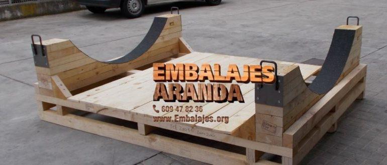 Embalaje industrial La Solana Ciudad Real