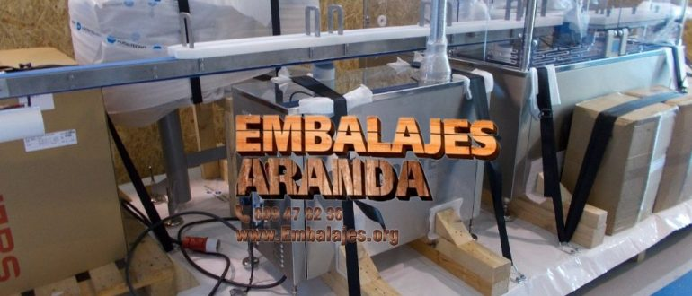 Embalaje industrial La Vila Joiosa