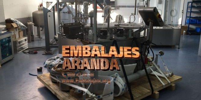 Embalaje industrial Laredo Cantabria