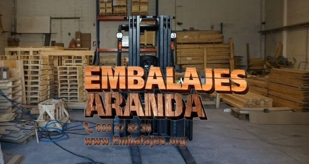 Embalaje industrial Llanes Asturias