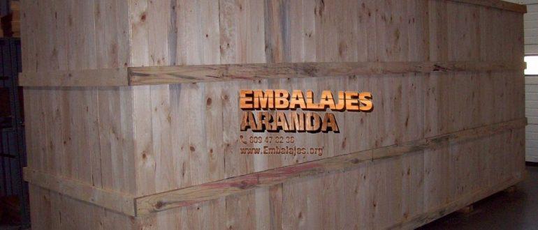 Embalaje industrial Lleida