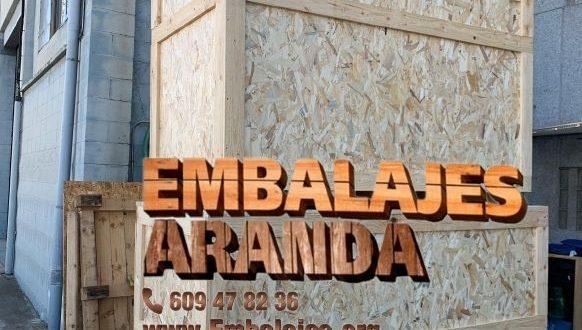 Embalaje industrial Llinars del Vallès Barcelona