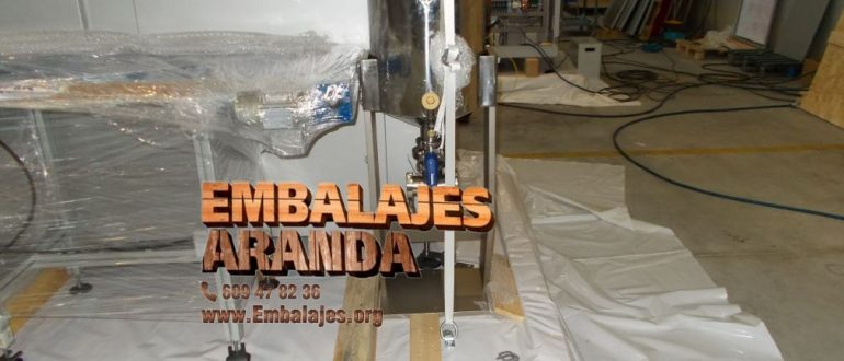 Embalaje industrial Llíria Valencia
