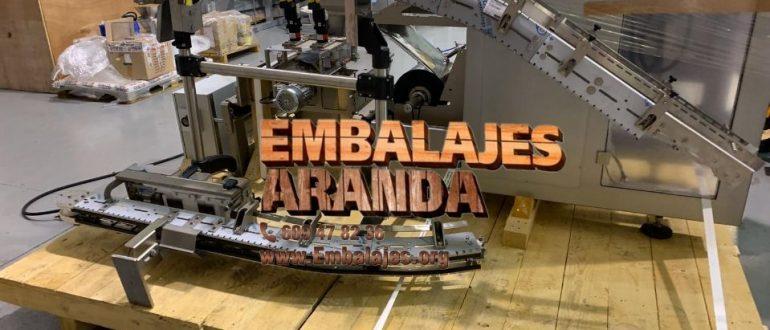 Embalaje industrial Loja Granada