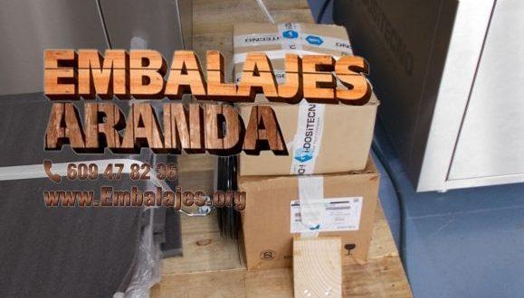 Embalaje industrial Los Palacios y Villafranca