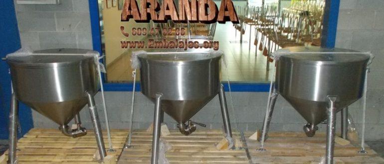 Embalaje industrial Lucena Córdoba