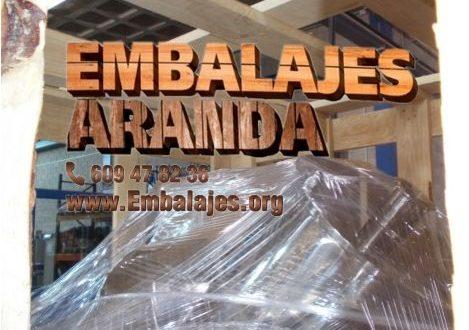 Embalaje industrial Mairena del Aljarafe
